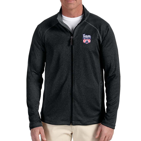 Men's Stretch Full Zip Jacket