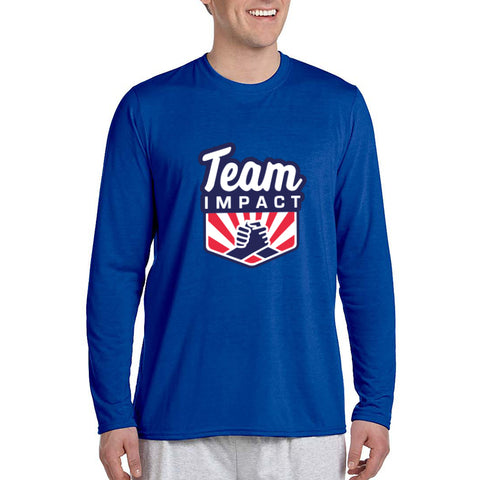 Long-Sleeve Performance Shirt