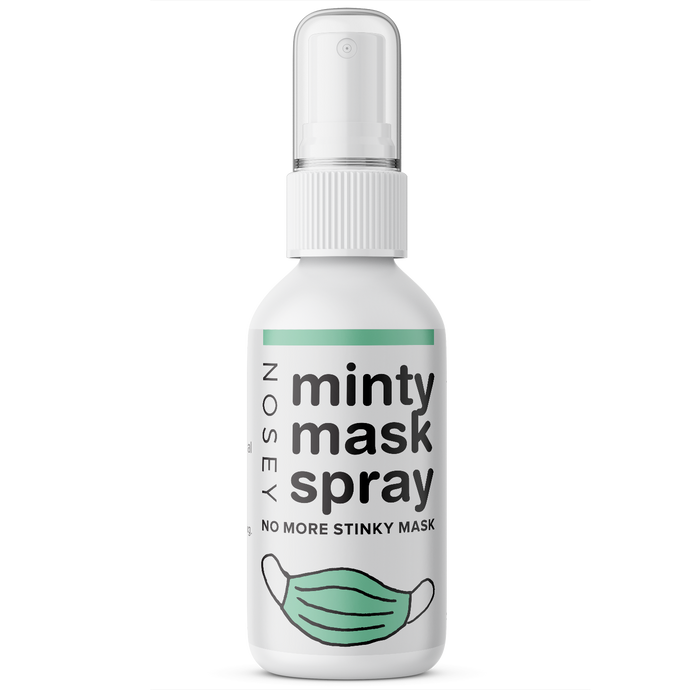 Minty Face Mask Spray