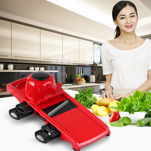 5 in 1 Mandoline Slicer