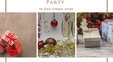 Throw An Easy Holiday Party in Five Steps