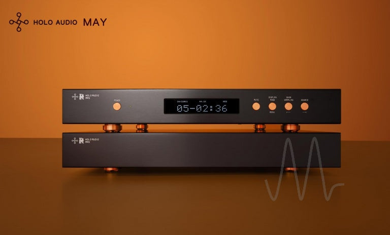Holo Audio - MAY DAC KTE - Kitsune Edition (R2R - DSD1024)