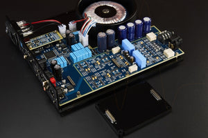 Cyan – Discrete Resistor Ladder DAC/AMP – Three models available