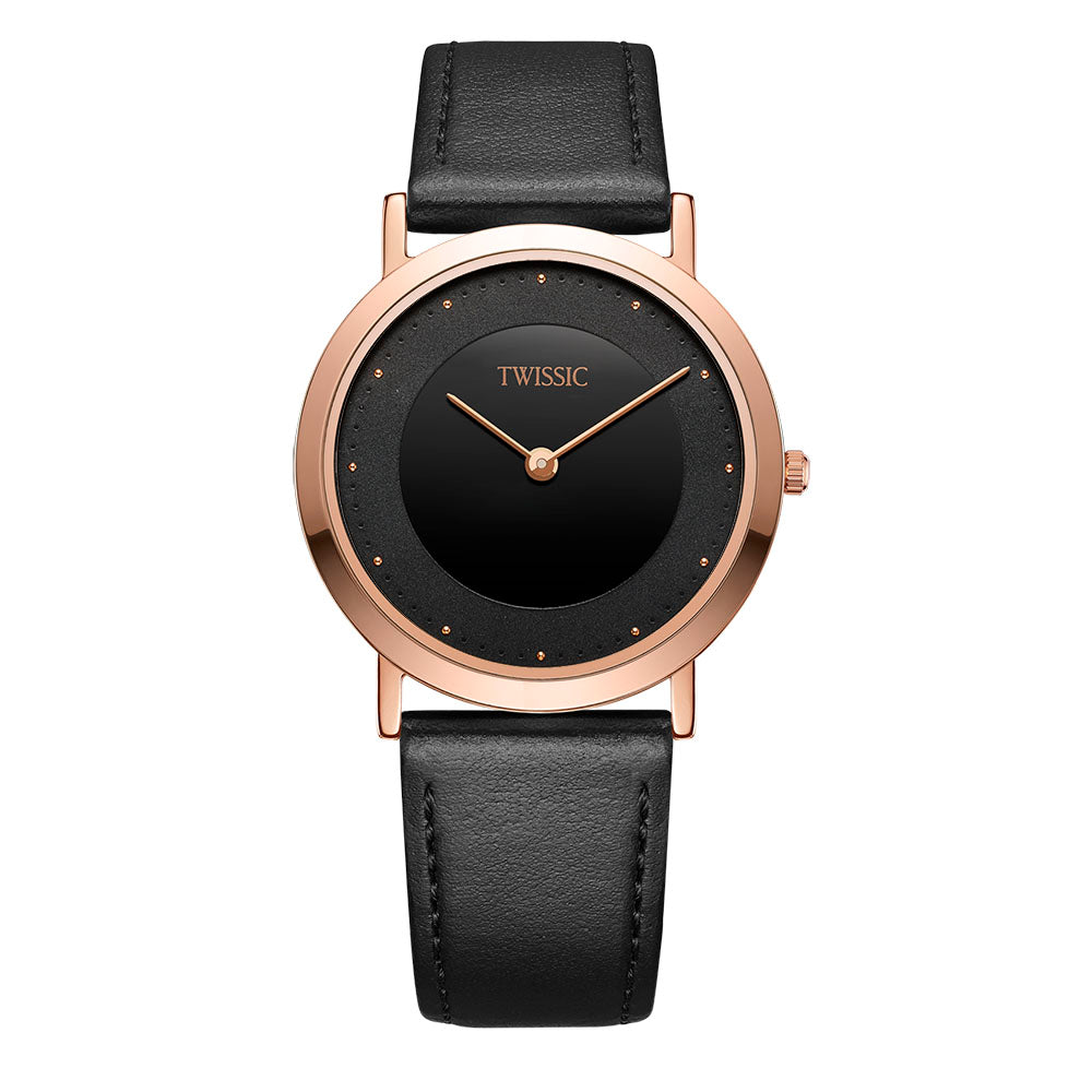 Enpointe - 34mm/18mm | Rosegold/BlackDot