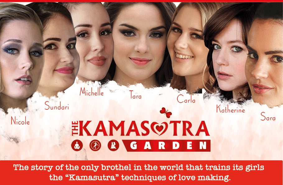 """The Kamasutra Garden""- Hollywood Feature Film based on an acclaimed novel by Riju R. Sam"
