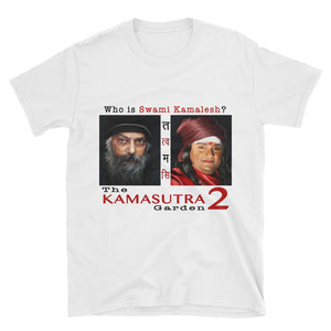 T-Shirt - Who is Swami Kamalesh?