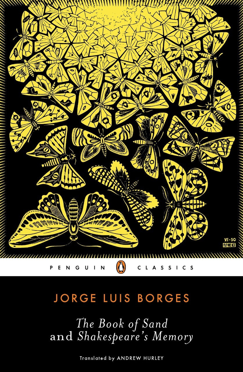 The Book of Sand & Shakespeare's Memory - Jorge Luis Borges