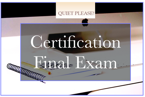 Certification Assessments