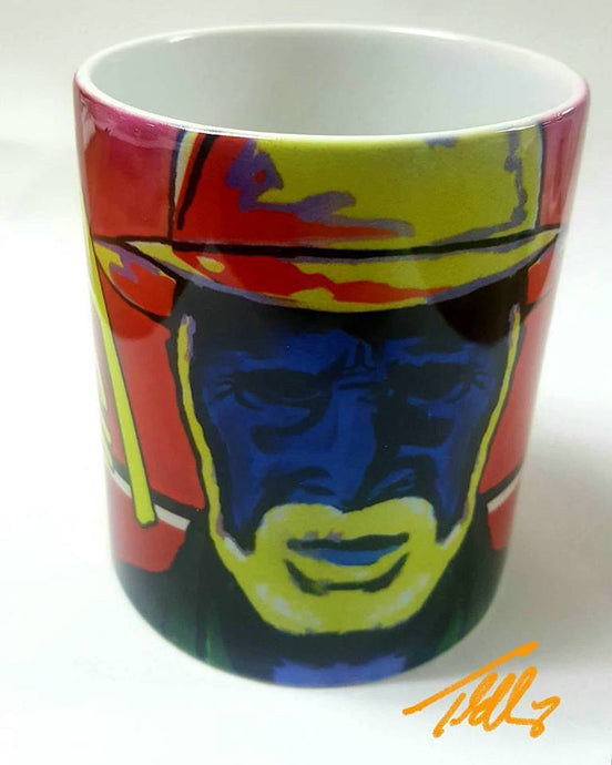 The Colored Man Coffee Mug
