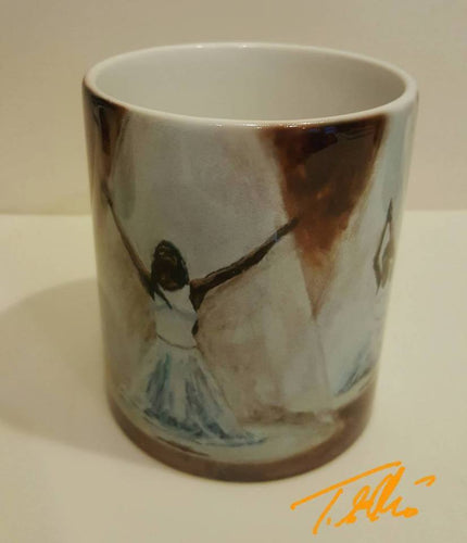 Praise Dancers Coffee Mug