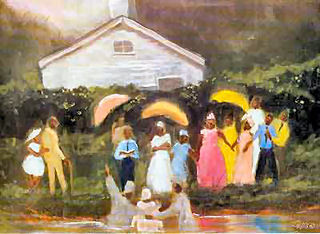 Old Fashion Baptism II