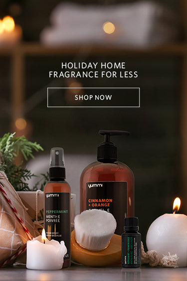 Holiday home fragrances for less. Shop now.