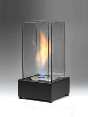 Cartier Ethanol Fireplace Black