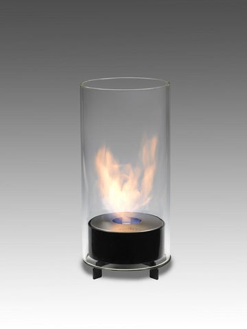 Juliette Ethanol Fireplace Black