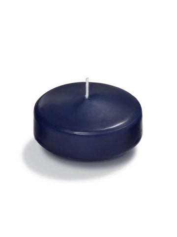 Navy Blue Candles