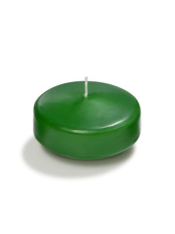 Hunter Green Candles