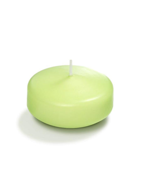 Celery Green Candles
