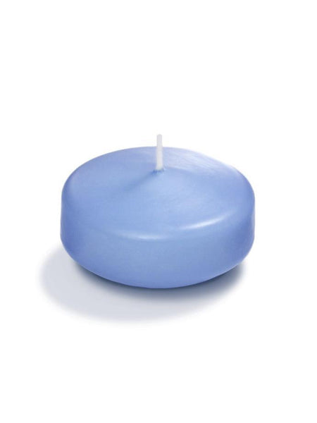 Periwinkle Blue Candles