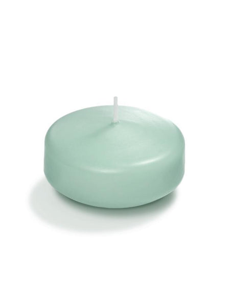 Tiffany Blue Candles