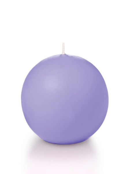 "2.8"" Bulk Sphere / Ball Candles"