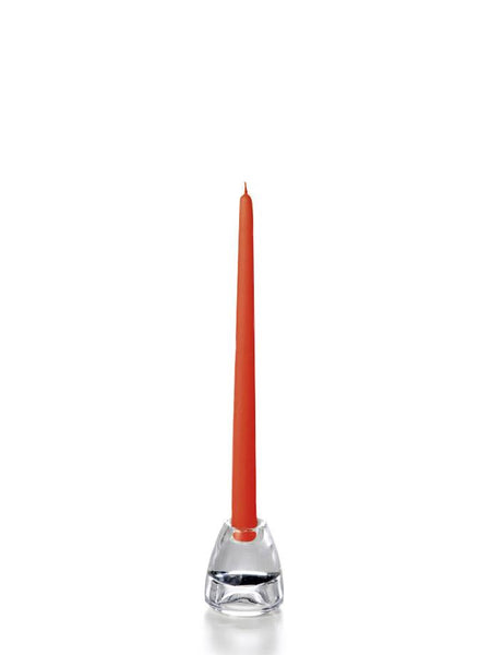 "12"" Handcrafted Taper Candles Brick"