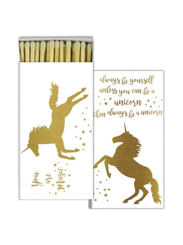 Magical Unicorn Matches