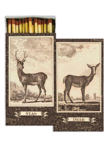 Stag-Deer Matches