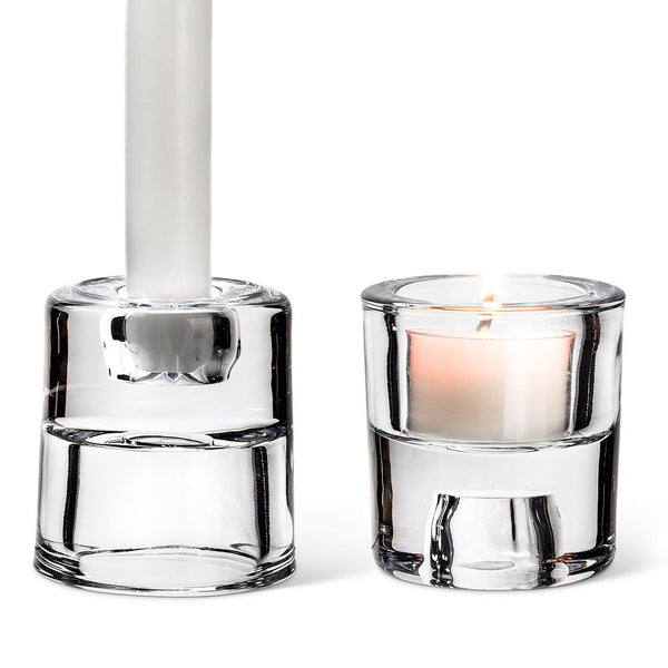 Turnover Tealight Holder