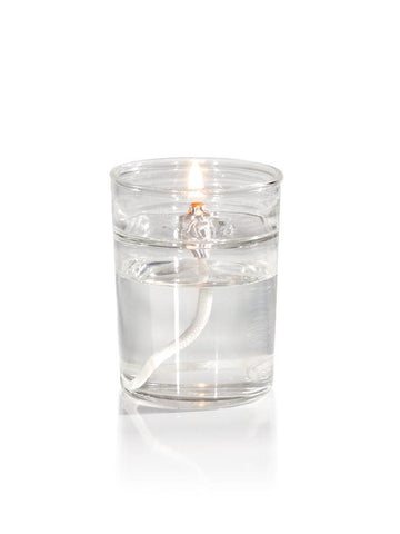 Zen Refillable Candle Holder