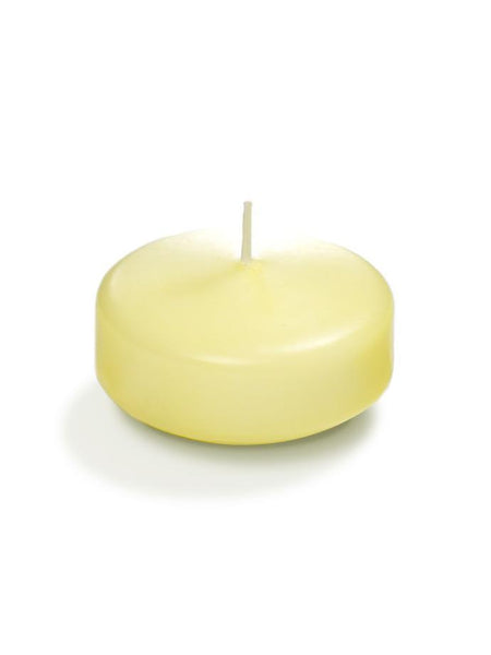 Buttercup Yellow Candles