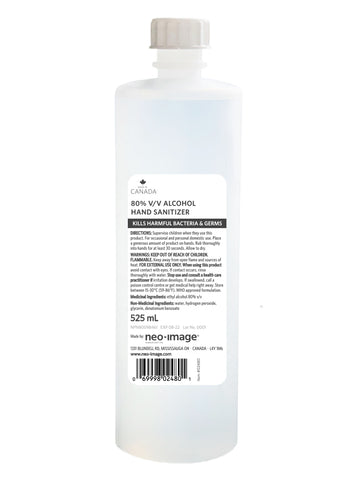Hand Sanitizer (Liquid) - 525ml