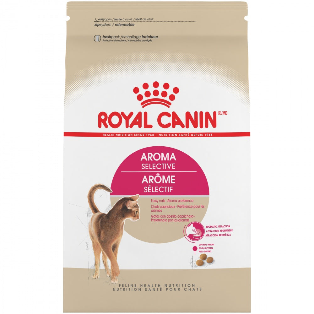 Royal Canin Feline Health Nutrition Aroma Selective Dry Cat Food
