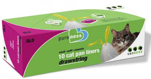 Van Ness Cat Litter Pan Liners