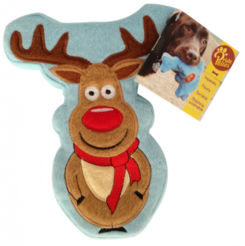 PrideBites Reindeer Holiday Dog Toy