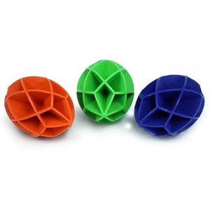 MultiPet Waffle Football Dog Toy