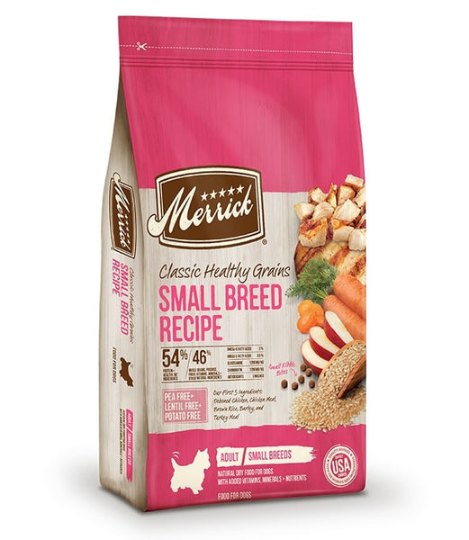 Merrick Classic Small Breed Recipe Dry Dog Food