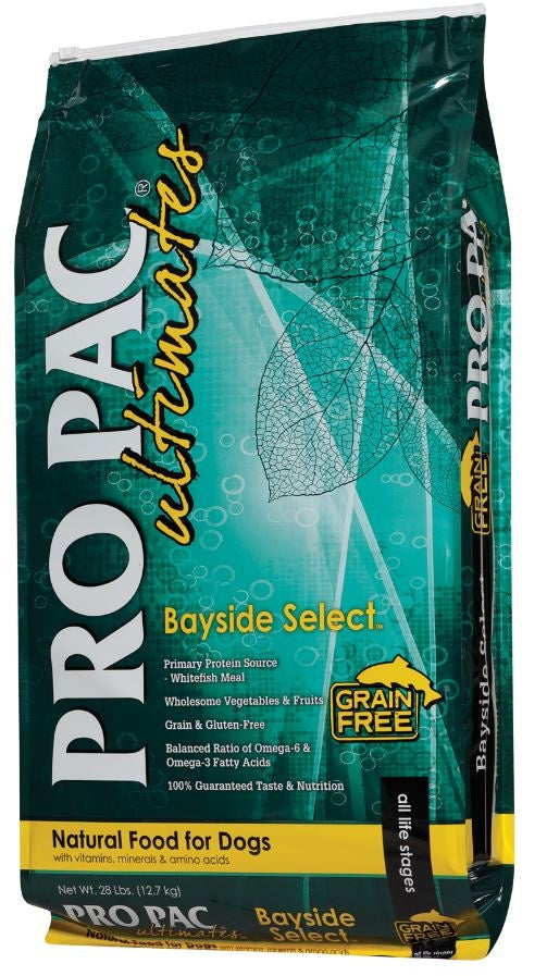 PRO PAC Grain Free Ultimates Bayside Select Dry Dog Food