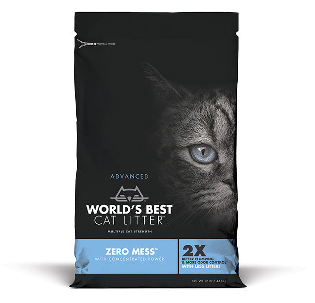 World's Best Zero Mess Cat Litter