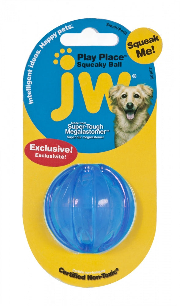 JW Pet Playplace Squeaky Ball Dog Toy