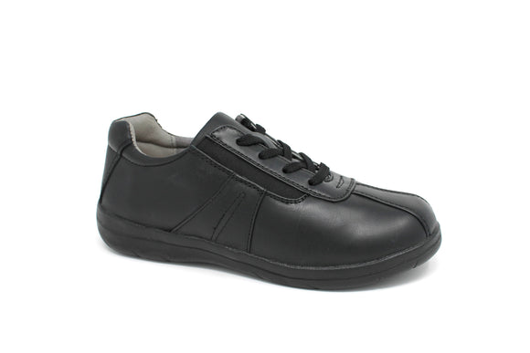 Mt. Emey 9326 Black - Lady's Added-Depth Extreme-Light casual dress shoes
