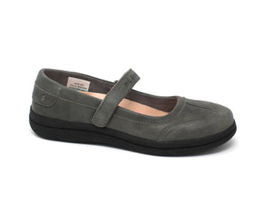 Mt. Emey 9320 Grey - Women's Extreme-Light Mary Jane Shoes