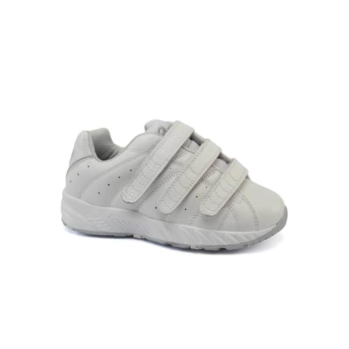 Answer2 448-3 White/silver - Womens Athletic Walking Shoes - Shoes