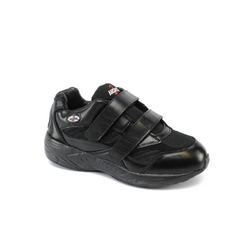 Answer2 553-1 Black - Mens Athletic Walking Shoes - Shoes