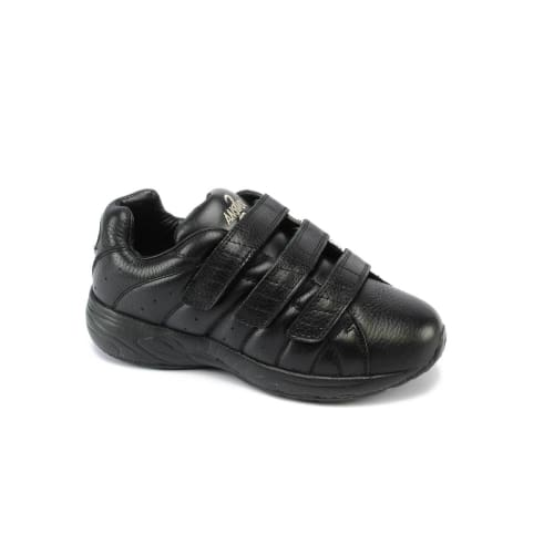Answer2 558-1 Black - Mens Athletic Walking Shoes - Shoes
