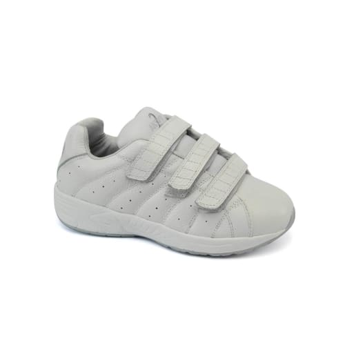 Answer2 558-3 White - Mens Athletic Walking Shoes - Shoes