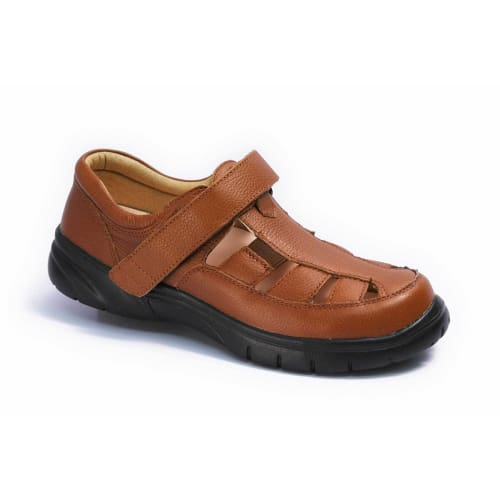 Final Sale - Mt. Emey 505 Brown - Mens Extra-Depth Casual Sandals - Shoes