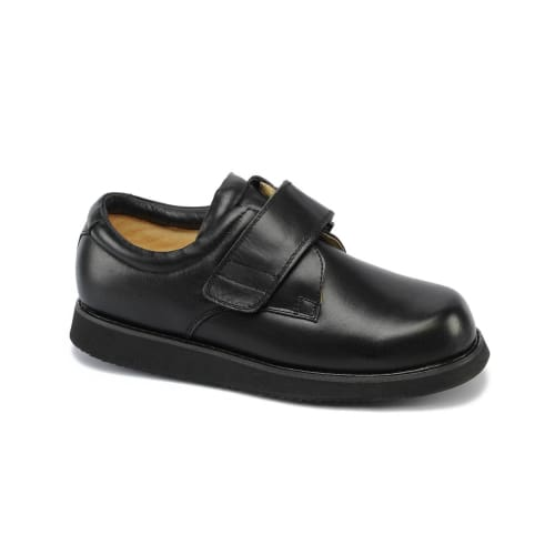 Mt. Emey 502 Black (9E Width) - Mens Extra-Depth Dress/casual Shoes - Shoes