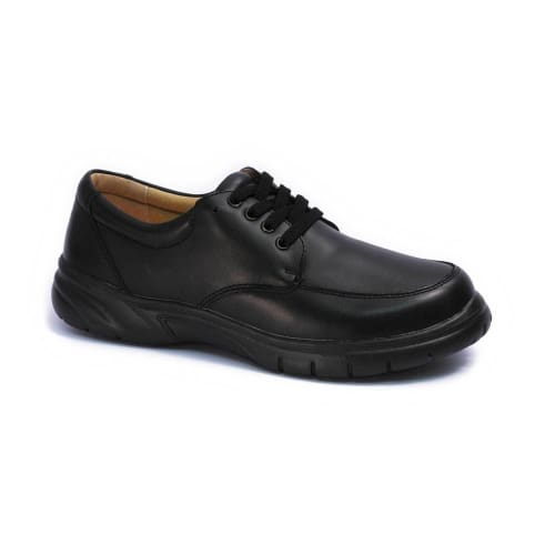 Mt. Emey 708-L Black - Mens Extra-Depth Dress/casual Shoes - Shoes