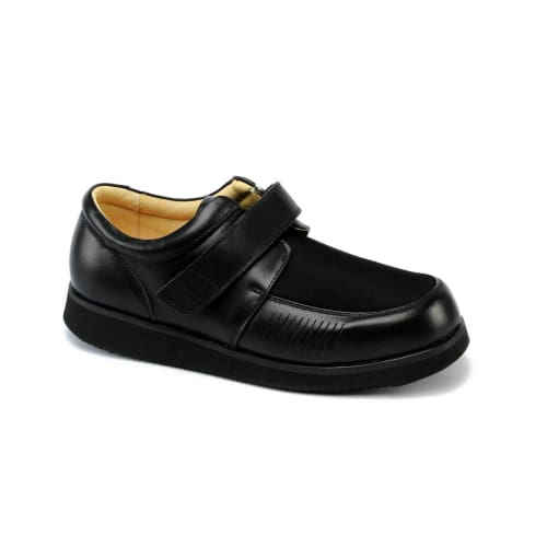 Mt. Emey 718 Black - Mens Lycra Casual Shoes - Shoes