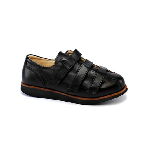 Mt. Emey 9226 Black - Womens Surgical Opening Shoes - Shoes